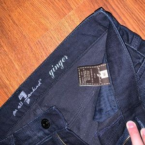 7 For All Mankind Jeans - 7 for All Mankind Ginger jean